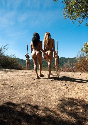 Outdoor Shemale Porn Pics