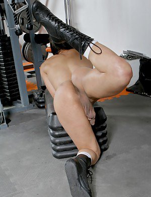 Shemale Fitness Porn Pics